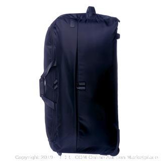 Lipault foldable wheeled duffel bag (online $206)
