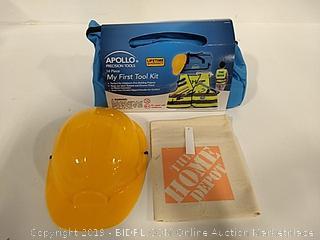 Apollo 14 Piece Children's Tool Kit