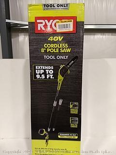 Ryobi Cordless 8' Pole Saw Tool Only