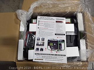 Sportsman Portable Generator 3500 Running Watts 7HP
