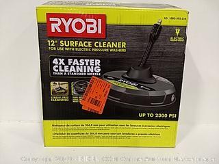 "Ryobi 12"" Surface Cleaner"