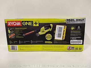 Ryobi Cordless Shear/Shrubber Tool Only