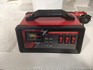 Ultra 2/6 Amp 6/12 Volt Battery Charger