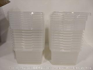 Iris Clear Container Set