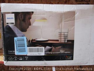 Philips Hue Beyond LED Table Lamp