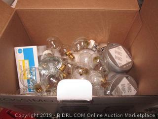 Box Lot Bulbs