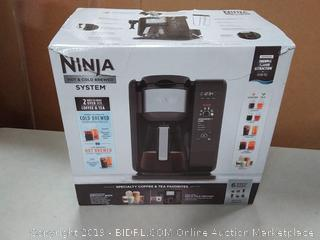 Ninja Hot and Cold Brewed System (online $169)