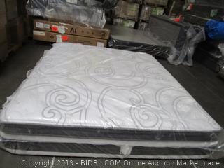 Serta Mattress ,stain See Pictures