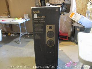 Tower Speaker (Sealed) (Opened for Picturing)