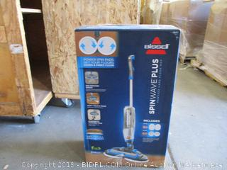 Bissell Spinwave Plus Powered Hard Floor Mop
