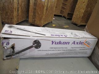 Yukon Axles