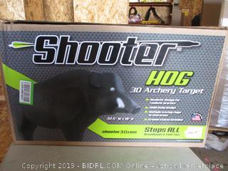 Shooter HOG 3D Archery Target