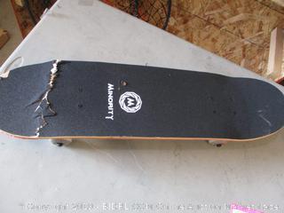 Skateboard (Broken)