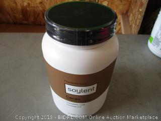 Soylent Cacao Complete Meal Powdered Food