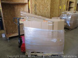 Window Covering Pallet