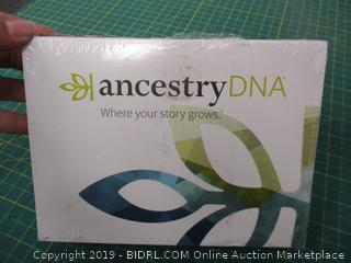 Ancestry DNA Genetic Testing Ethnicity