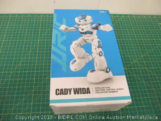 Cady Wida Intellectual Gesture Control Robot for Entertainment
