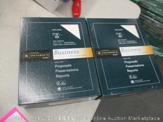 Business Copy Paper