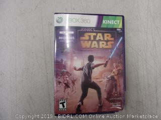 XBox 360 Star Wars Game