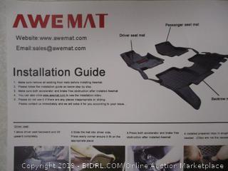 Awe Mat Floor Mats