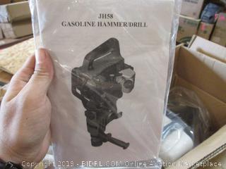 Gasoline Hammer Drill