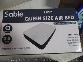 Sable Queen Size Air Mattress