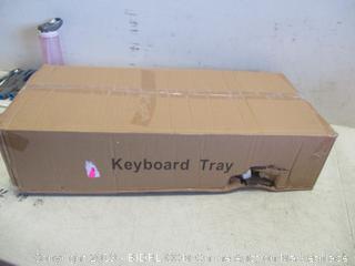 Keyboard Tray