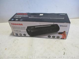 Toshiba Boombox