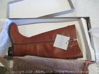L-Belaire WC,Sctchle Boots Wide Calf 7.5M