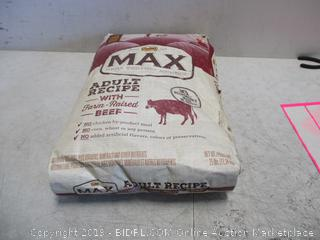 Dog Food damaged bag