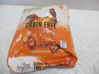 Pet Food damaged bag