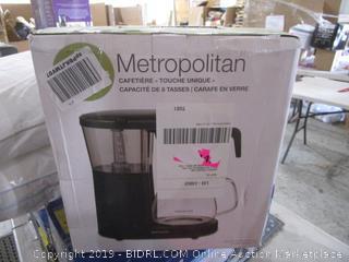 Metropolitan One Touch Coffee Brewer