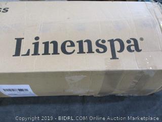"Linenspa 6"" Spring Mattress Twin"