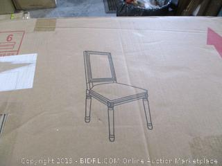 2 Dining Chairs See Pictures