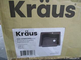 Kraus Sink See Pictures