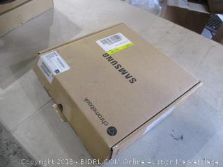 Samsung Chromebook Powers On