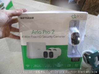 Netgear Arlo Pro 2 Wire Free HD Security Camera