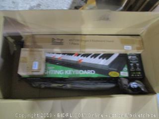 Casio Key  Key Lighting Keyboard