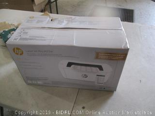 HP laser Jet Pro M15w