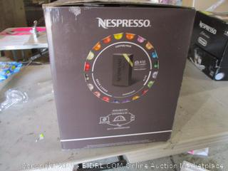 Nespresso Vertuo & Aeroccino3 Powers On