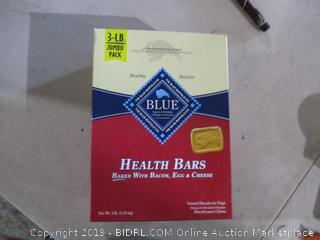Blue Health Bars
