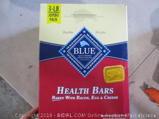 Blue Health Bars