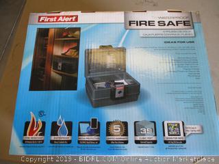 First Alert Fire Safe