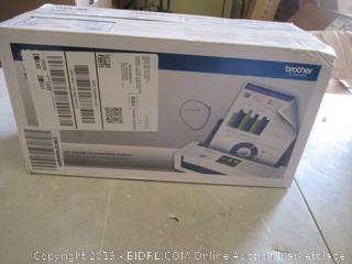 Brother wireless High Speed desktop Scanner