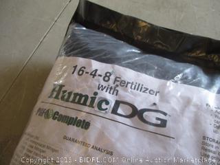 Fertilizer with Humic Dg