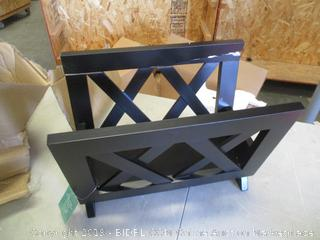 Ocean Star Magazine Rack damaged see pictures