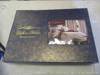 Dolce Mela Elite Bedding Collection See Pictures