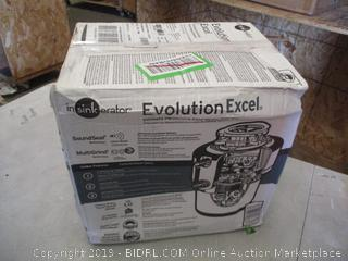 In Sink erator Evolution Excel Food waste Disposal