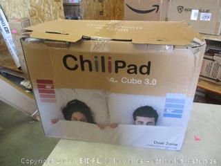 Chilipad Cube 3.0 dual zone Powers on