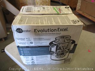 Evolutopn Excel Ultimate Performing food waste disposal